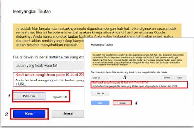 Mencegah Mobot Site datang Ke Situs Kita