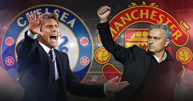Image result for mourinho vs conte