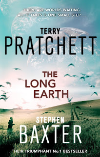 The Long Earth by Terry Pratchett and Stephen Baxter