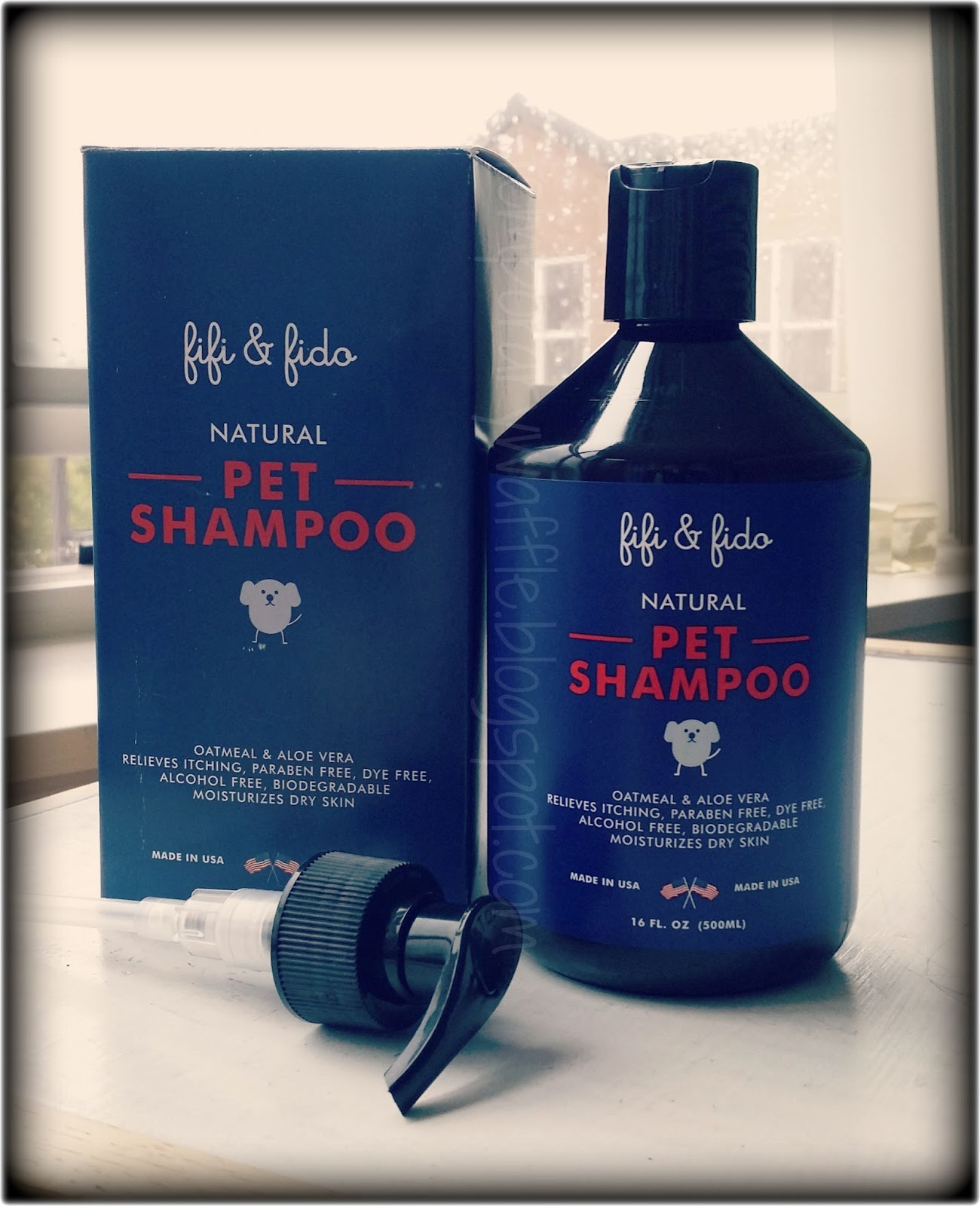 Natural Dog Shampoo For Sensitive Skin