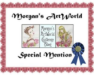 Special Mention Winner - September Challenge.