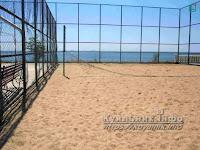 Спорт на пляжі Сосновий Берег