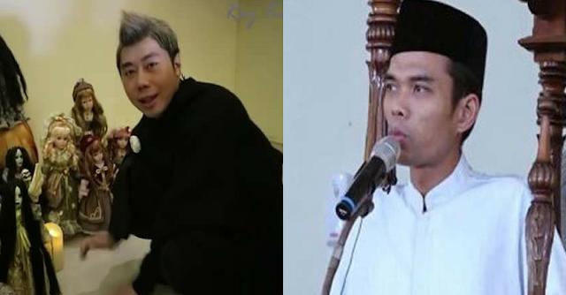 Hukum Mempercayai Ramalan Paranormal yang Berasal dari Bisikan Jin, Menurut Islam