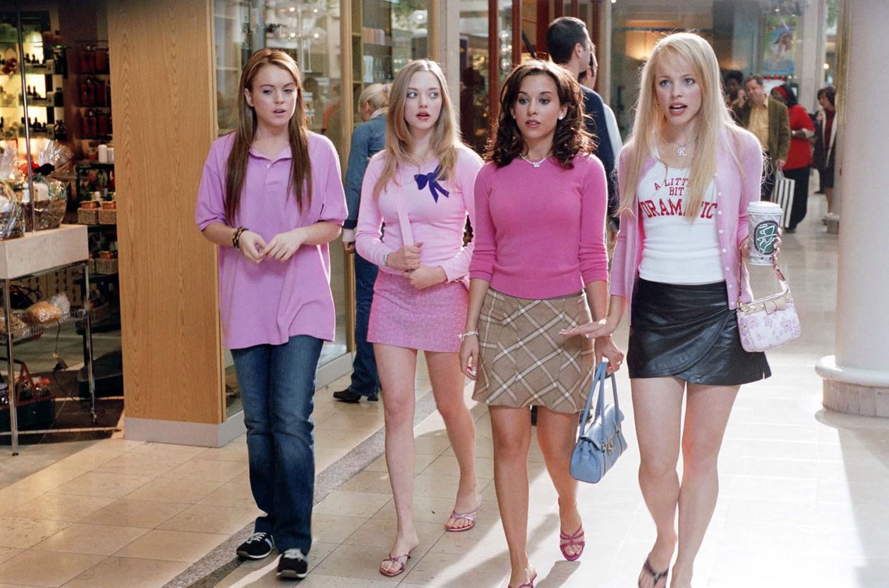 mean girls 2004 ile ilgili görsel sonucu