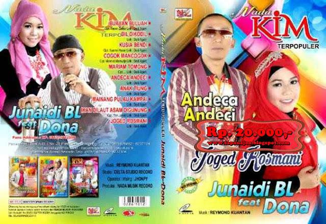 Junaidi BL Feat Dona - Joget Rosmani (Album Nada Kim Terpopuler)