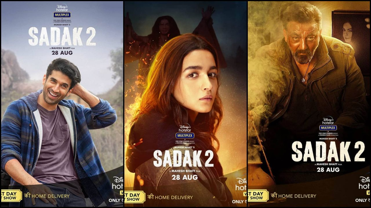 Watch: Sadak 2 Full Movie Review In 3Movierulz
