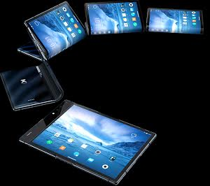 The Royal FlexPai (First Foldable, Flexible Phone + Tablet)
