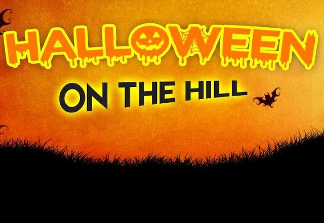 Halloween on the Hill in Germantown Hills, Metamora Herald