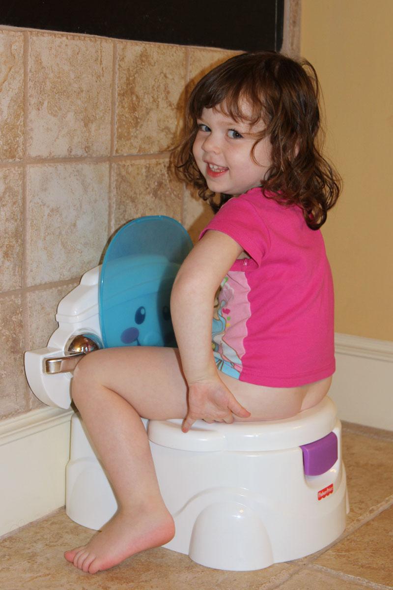little girl on a potty images - usseek.com