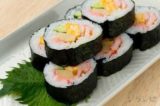 Futomaki Sushi (太巻き寿司)