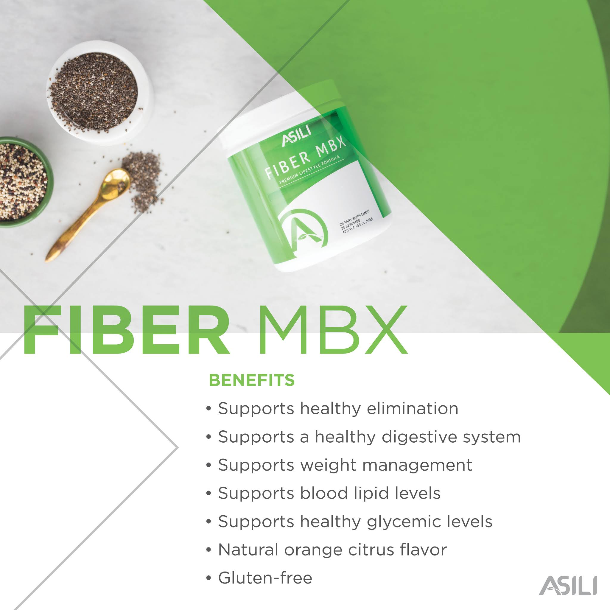 Garyhasson Fiber Mbx From Asili Global