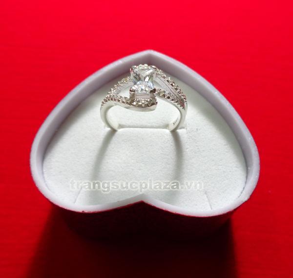 Nhẫn bạc nữ NN117