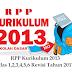 RPP Kurikulum 2013 SD Kelas 1,2,3,4,5,6 Revisi Tahun 2017