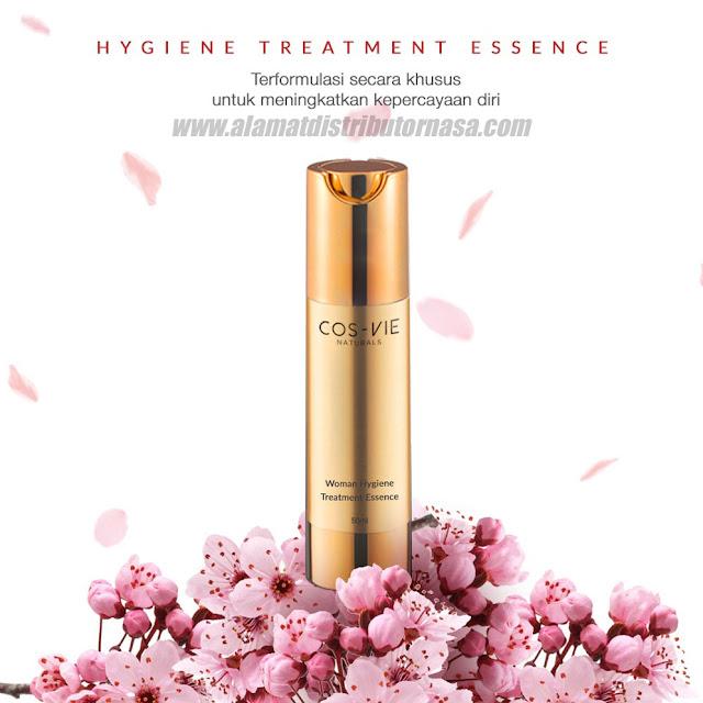 COSVIE NASA - Woman Hygiene Treadtment Essence. Produk Premium Perawatan Kewanitaan Modern.