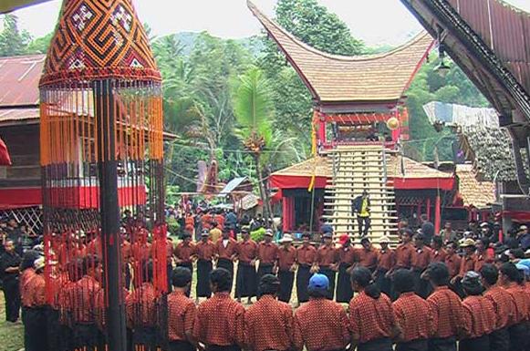 Hasil gambar untuk Pemakaman suku Minahasa, Sulawesi Utara
