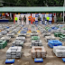 Incautan en el oeste de Colombia 5,4 toneladas de cocaína