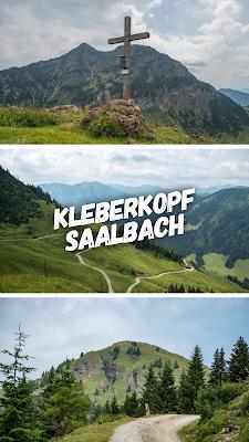 Kleberkopf und Spielberghaus | Wandern in Saalbach | Wanderung SalzburgerLand | Kitzbüheler Alpen