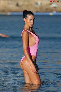 Silvia Caruso iN Pink Swimsuit   ~ .xyz Exclusive 013.jpg