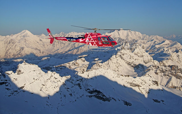 Helicopter Joy Ride Manali