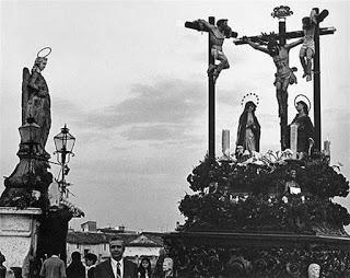 Las escenas olvidadas de la Semana Santa cordobesa (II)