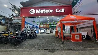 Meteor cell singosar Malang
