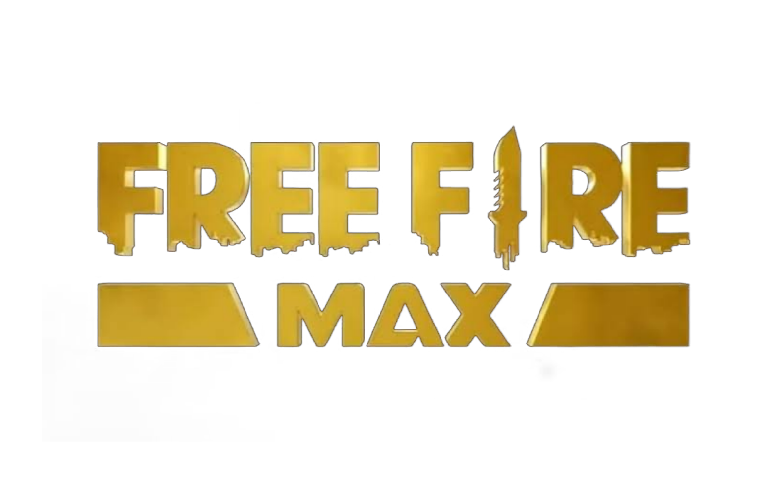 Logo Free Fire MAX PNG
