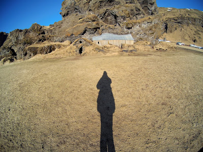 Opuszczone domy na Islandii
