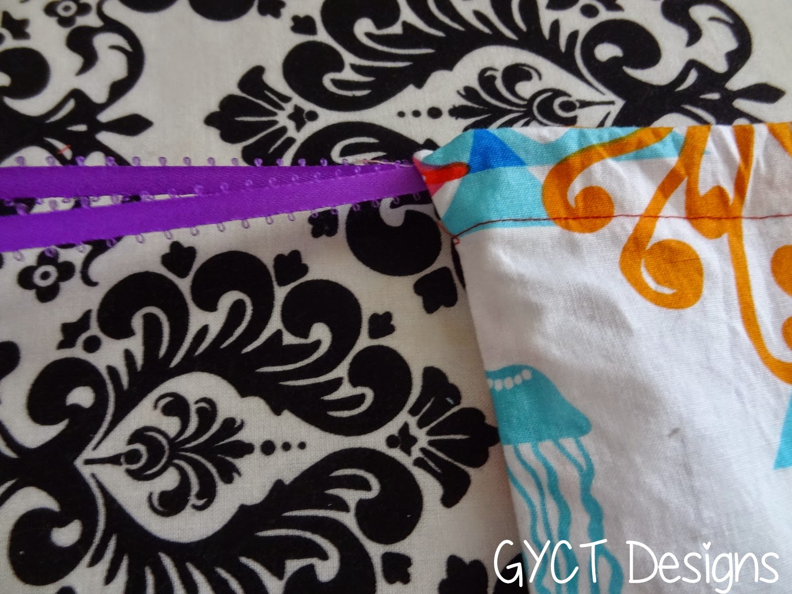 How to make a Drawstring Tote Bag