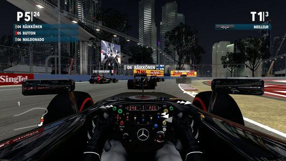 PC F1 2012