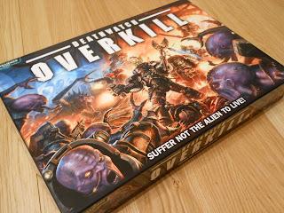 Deathwatch: Overkill box