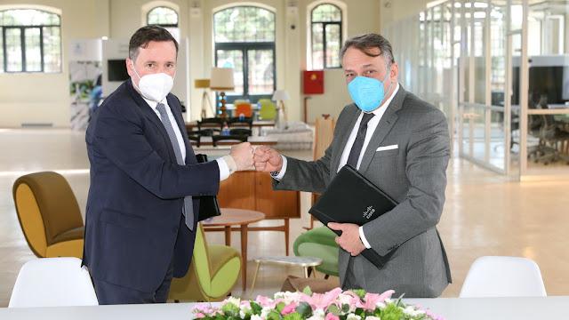Ακόμη ένα Μνημόνιο Συνεργασίας του Δήμου Αλεξανδρούπολης, αυτή τη φορά με την Cisco