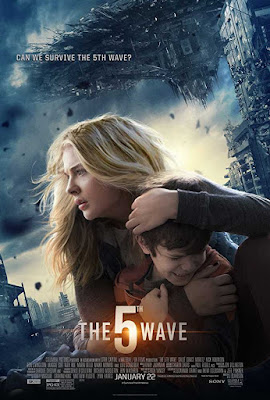 Poster The 5th Wave 2016 Dual Audio HD 720p