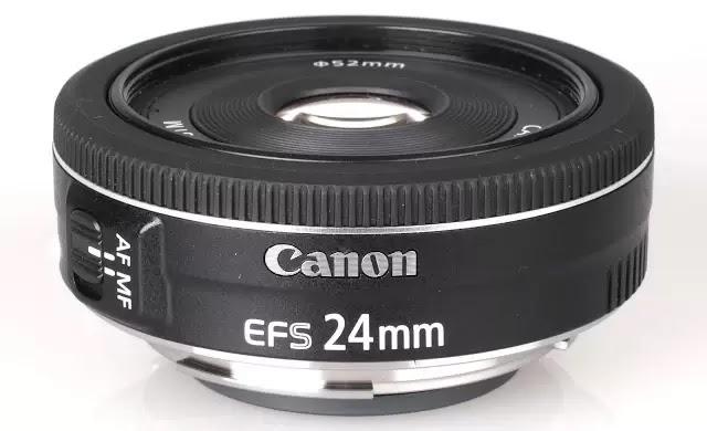 Fitur lensa Canon EF Motor Ultrasonic