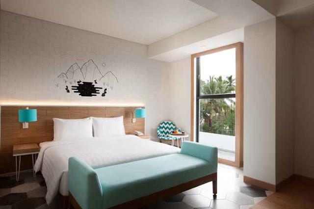 la lucia hotel tanjung pandan