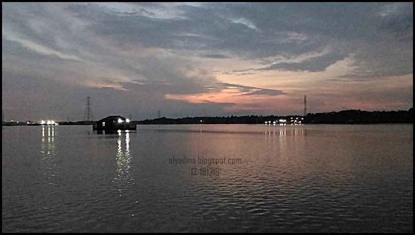Matahari Terbit Klang Selangor