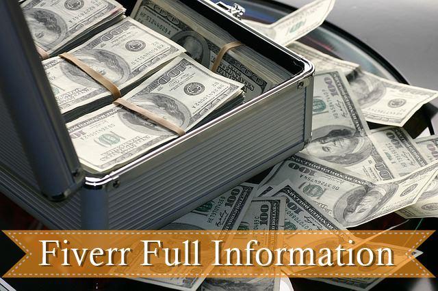 Fiverr Full Information