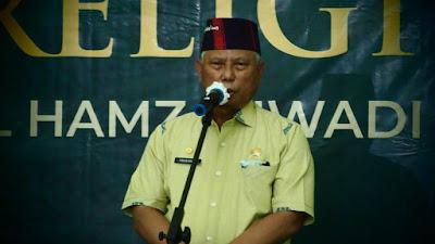 Launching Wisata Religi, Bupati Sukiman Kenang Perjumpaannya Dengan Maulana Syaikh