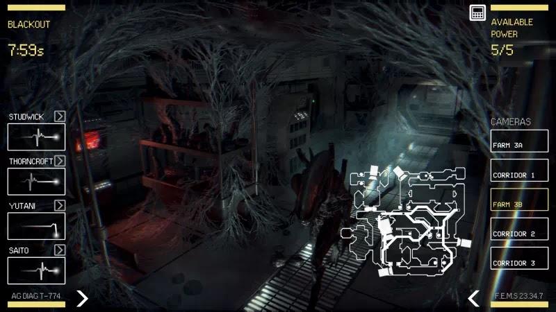 Alien Blackout V1.0 Mod Infinite Escape Time By Taufiq
