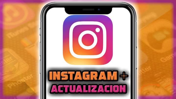 Nueva actualización de Instagram Plus disponible