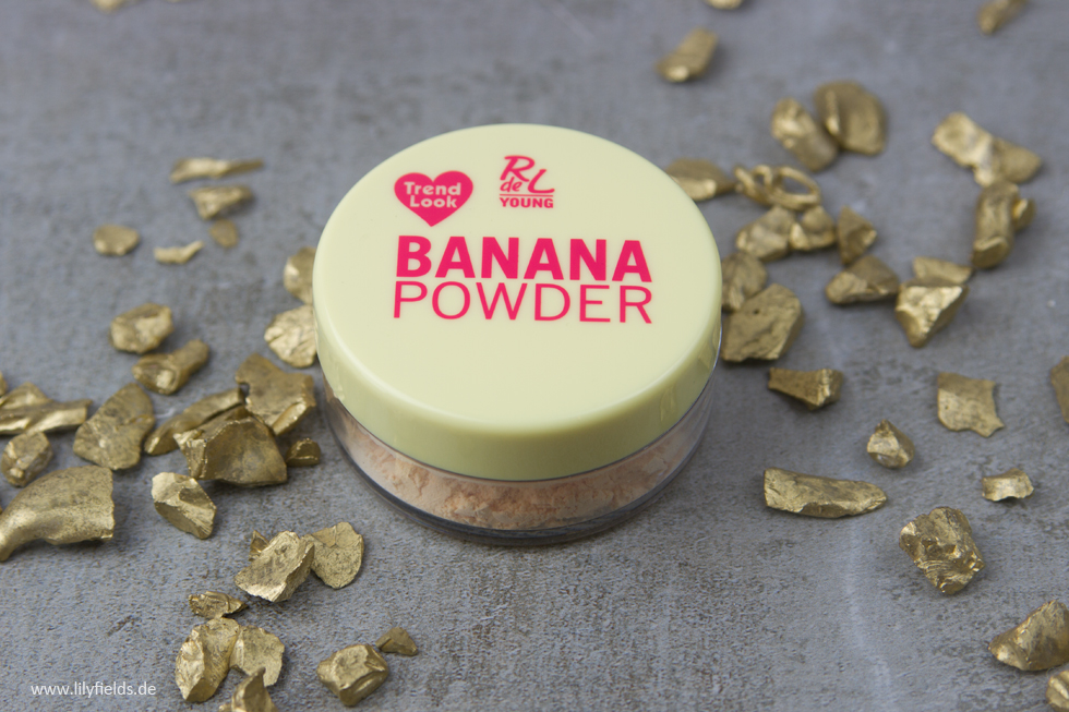 RdeL Young - Banana Powder
