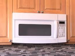 Quietest Over The Range Microwave Ovens