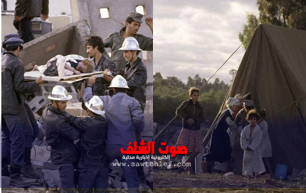 """سكان الشلف يسترجعون الذكرى الـ 39 زلزال الأصنام .. و""""البراكة"""" شاهدة  تأبى الزوال"""