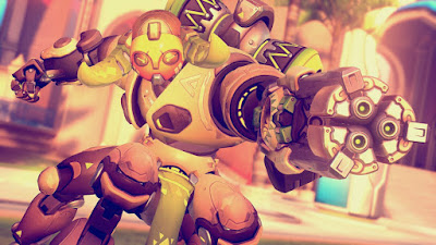 World Meets Orisa: Overwatch Newest Hero Arrives This March