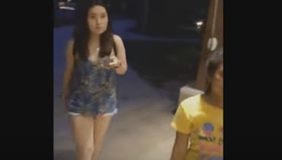 Screenshot from the video
