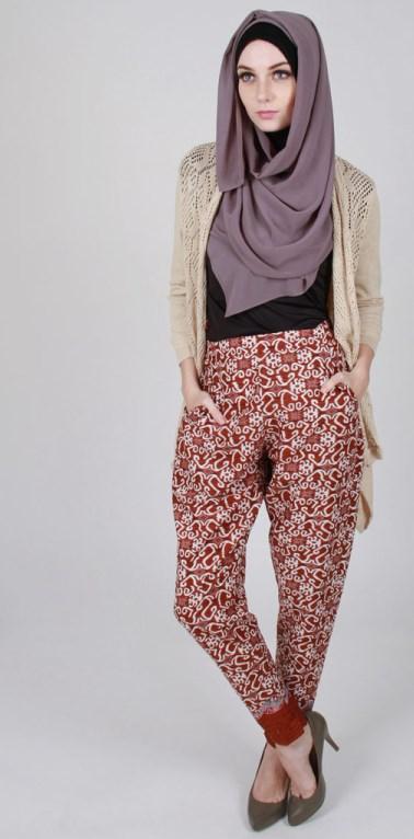 model IGO konsep foto hijab dalam ruangan dengan tips sederhana ligthing cantik dan simple