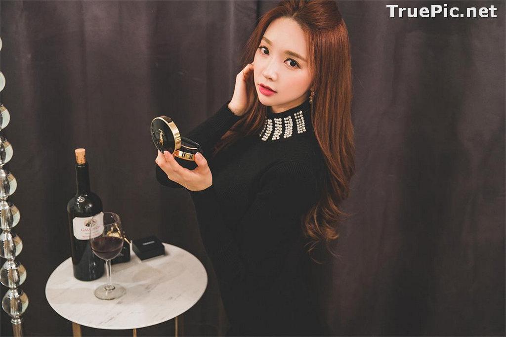 Image Korean Beautiful Model – Park Soo Yeon – Fashion Photography #12 - TruePic.net - Picture-58