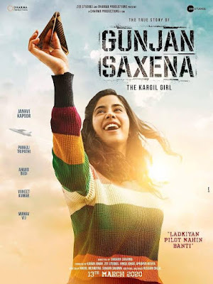 Gunjan Saxena The Kargil Girl 2020 Full HD Download 480p 720p