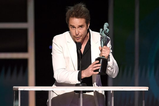 Sam Rockwell (FosseVerdon) winner of 26th Screen Actors Guild Awards