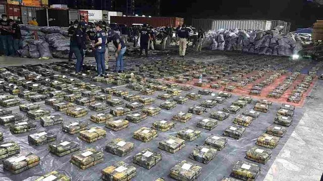 Polícia investiga execução de empresário paraguaio com apreensão de quase 3 toneladas de cocaína