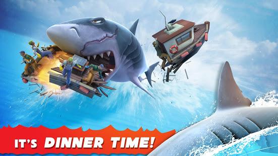 Hungry Shark Evolution Mod Apk Android